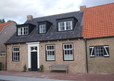 0627 – Traditionele verbouwing